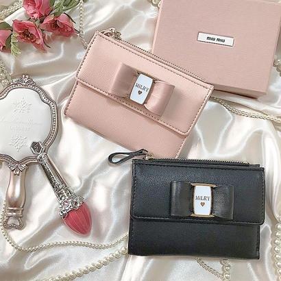 【リボン付き】Mini Wallet♡ミニ財布