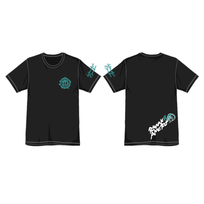 "373 Kawaki wo Ameku T-Shirt ""EVER GREEN"""