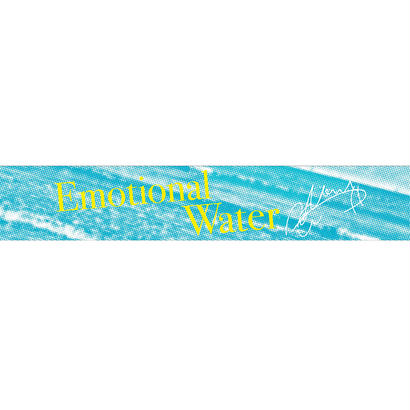 EMOTIONAL WATER SEA MUFFLER TOWEL