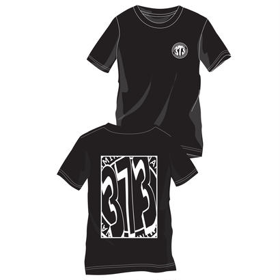 373 BIG T-shirt (black)