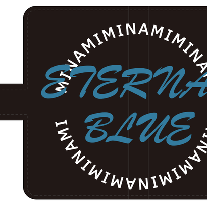 ETERNAL BLUE NOTE-MOBILE CASE(Type2)