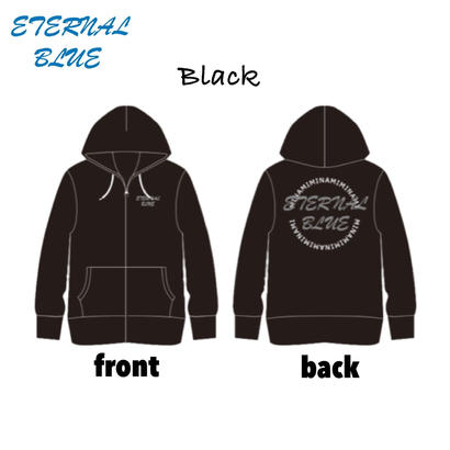 ETERNAL BLUE BIG-PARKER (black)