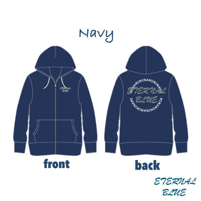 ETERNAL BLUE BIG-PARKER (Navy)
