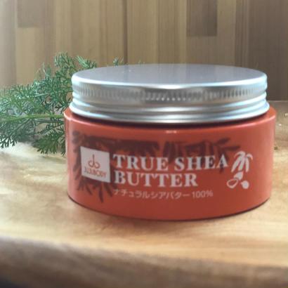 True Shea Butter 未精製シアバター100%(80g)