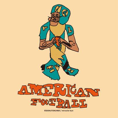 AMERICANFOOTBALL  T-shirts