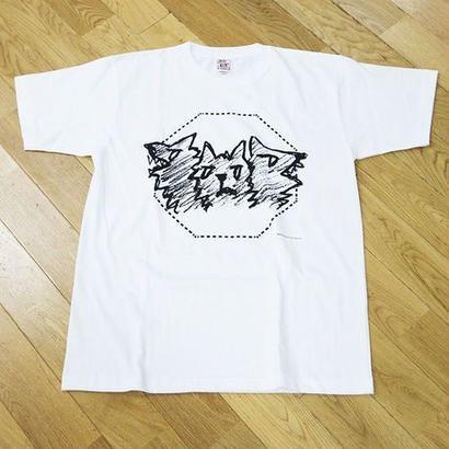ケルベロスTシャツ(ホワイト)