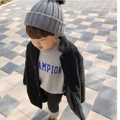 CHANPION sweat(kids)