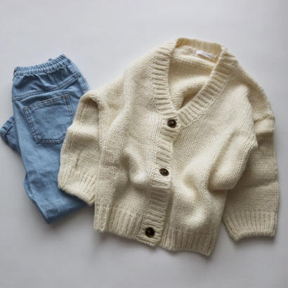 roughly cardigan