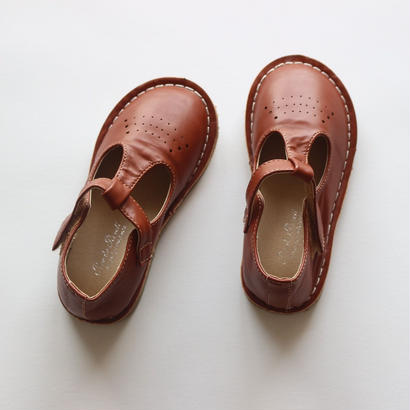T- strap shoes