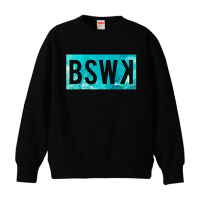 "BSWK ""ICE"" CREW NECK SHIRT"