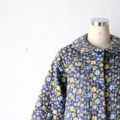 花柄キルティングジャケット [333]