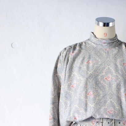 フラワープリントドレス [1958]