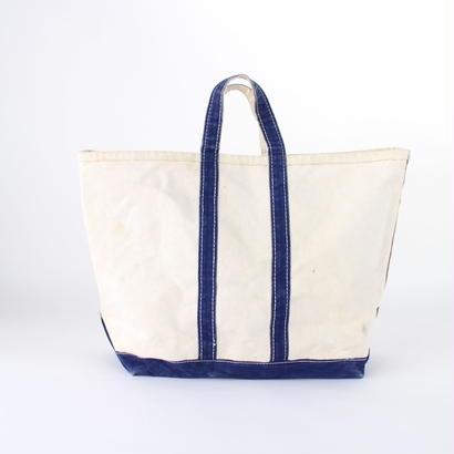"L.L.Bean Boat & Tote Bag ""1970's"" [3742]"