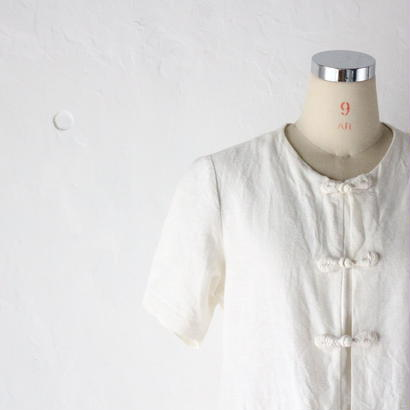 リネンチャイナシャツ [2118]