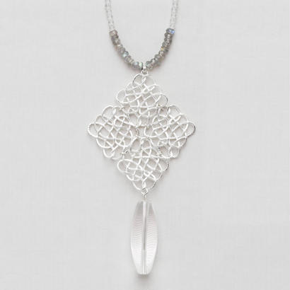 Knot Necklace [CN-5]