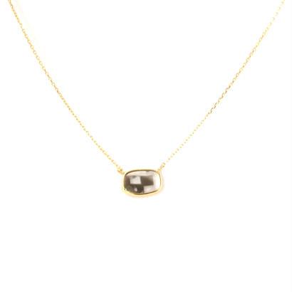 SLICE DIAMOND ネックレス