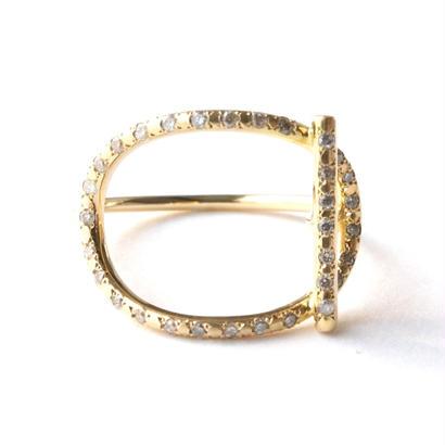 MANTEL FULL DIAMONDリング