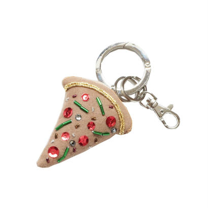 Pizza Bag Charm