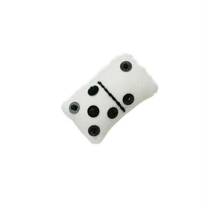Miniature Dice Brooch