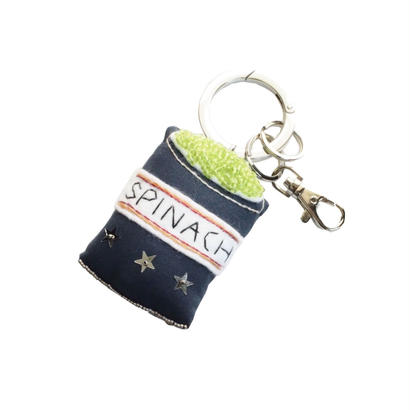 Spinach Bag Charm