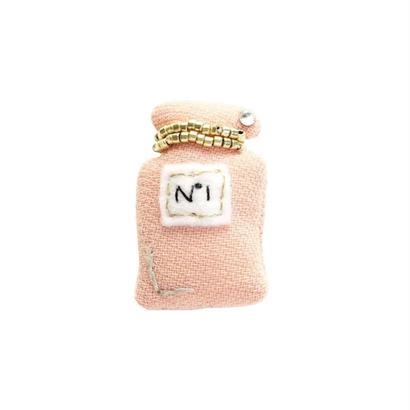 Miniature Perfume Brooch