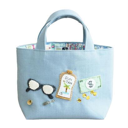 Tote Bag(Sun oil)