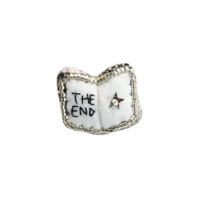 Miniature Book Brooch