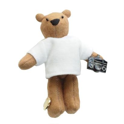 Teddy Bear Necklace-Summer Ver.-