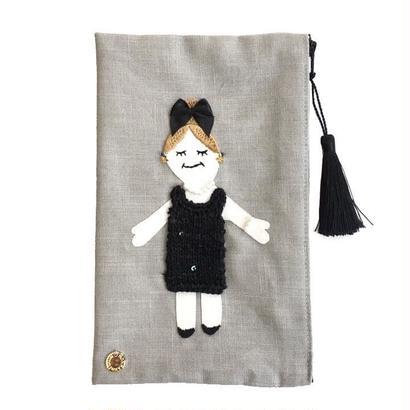 Pouch-Little Black Dress-