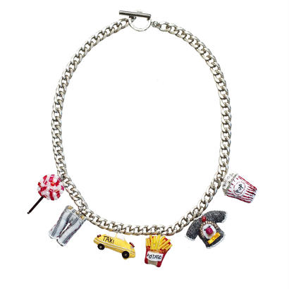 Carnival Charm Necklace