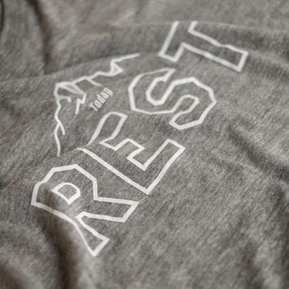 TODAY REST T-shirts【9月発送商品】