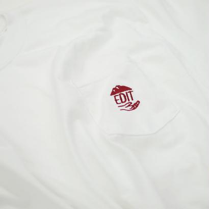 EDIT Pocket Uniform Tshirts【9月発送商品】