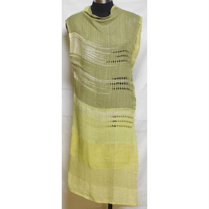 和紙製チュニック Japanese paper tunic