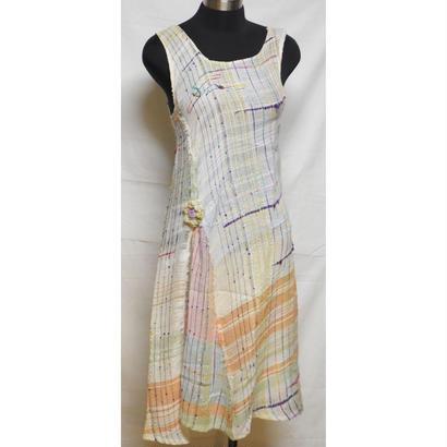 アシンメトリーワンピース asymmetry dress