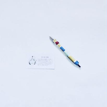 Sanae Sasaki「無題」/ レザーボールペン