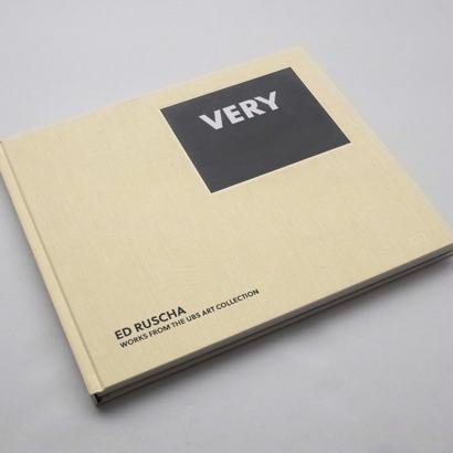 Ed Ruscha / VERY