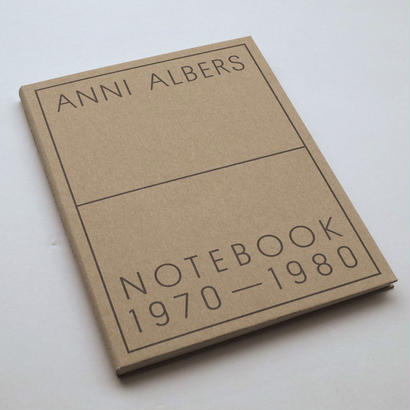 Anni Albers / Notebook