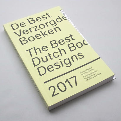 The Best Dutch Book Designs 2017