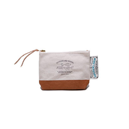 【THE SUPERIOR LABOR 】engineer pouch #01 1/2(エンジニアポーチ#1)