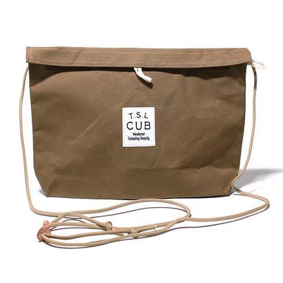 【T.S.L CUB】CUB sacoche L(カブ サコッシュ L)