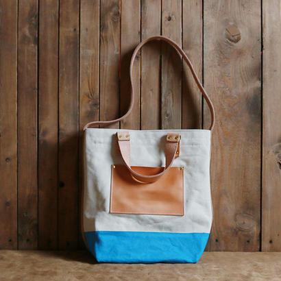 【THE SUPERIOR LABOR 】canvas 2 way bag