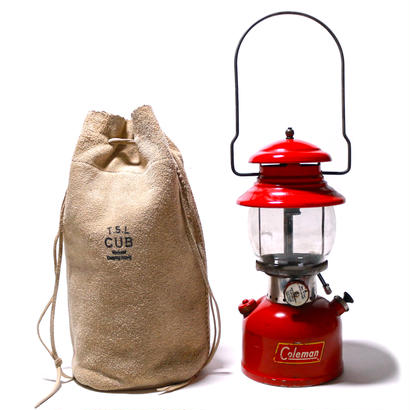 【T.S.L CUB 】suede lantern bag