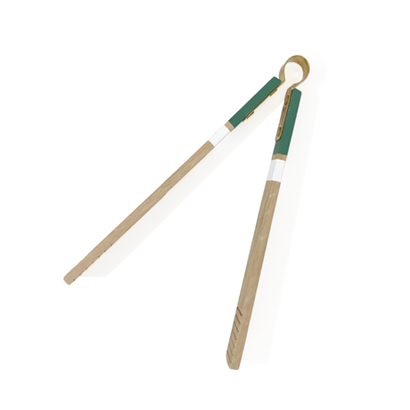 【T.S.L CUB】wooden tongs(ウッデントング)