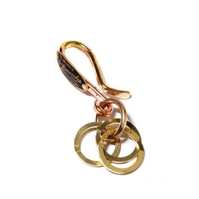 【THE SUPERIOR LABOR 】loadstar key hook(ロードスター キーフック)