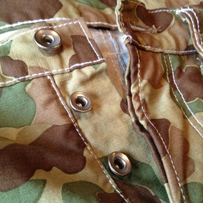 HUNTER CAMO SHORTS