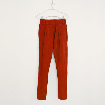 NEPALI PANTS / ROSE RED