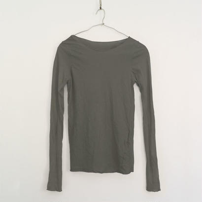 PITATTO INNER T / CHARCOAL GRAY