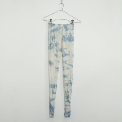 """PITATTO"" LEGGINGS / INDIGO SKY BLUE"