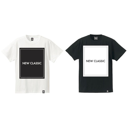 Classic Box T-Shirts(2 color)