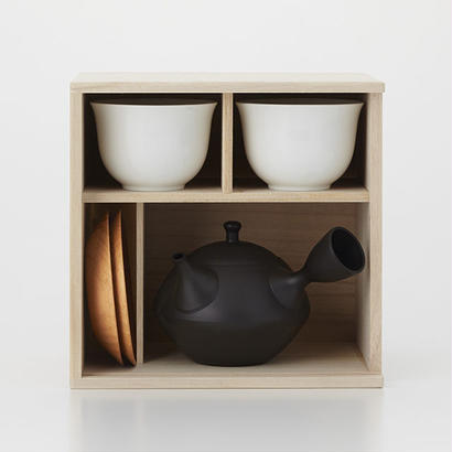 Japanese Teapot & Cup set(type : Diamond)